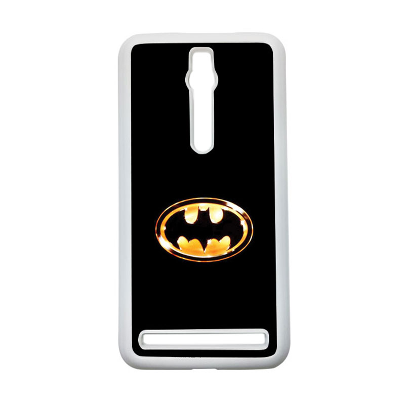 HEAVENCASE Batman 02 Hardcase Casing for Asus Zenfone 2 ZE551ML or ZE550ML - Putih