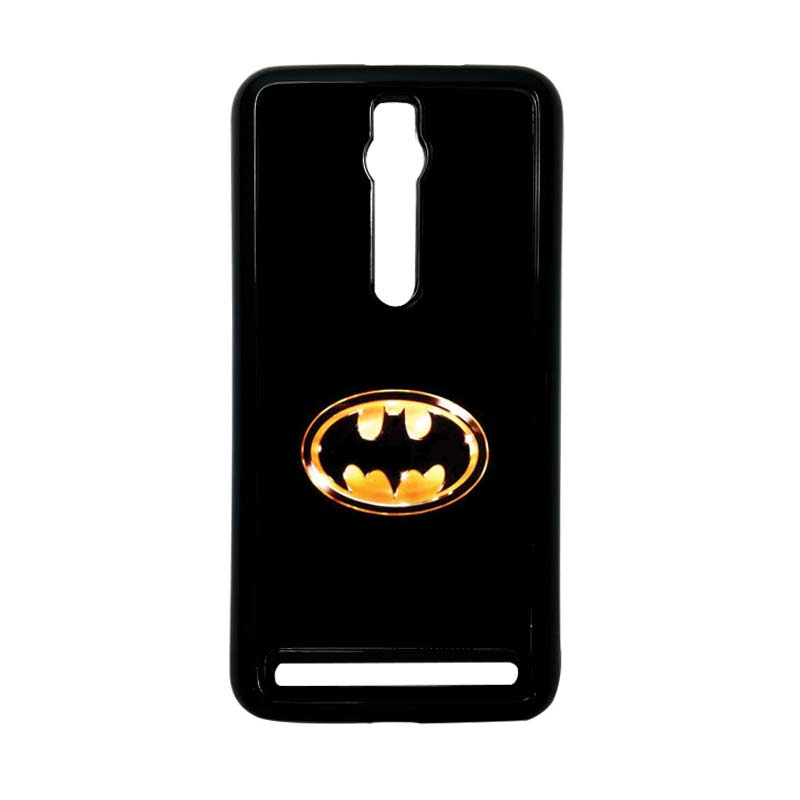 Heavencase Batman 02 Hitam Hardcase Casing for Asus Zenfone 2 Ze551ml or Ze550ml