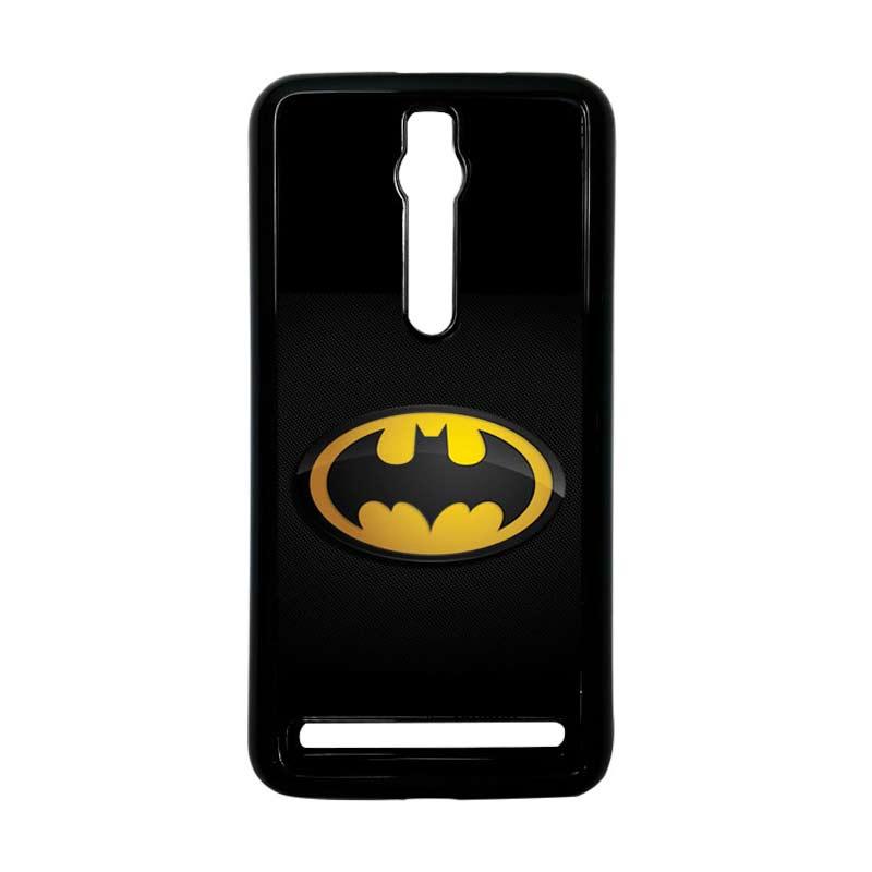 Heavencase Batman 04 Hitam Hardcase Casing for Asus Zenfone 2 Ze551ML or ZE550ML