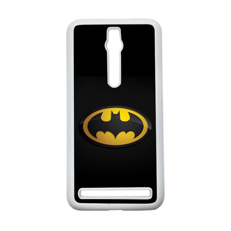HEAVENCASE Batman 04 Hardcase Casing for Asus Zenfone 2 ZE551ML or ZE550ML - Putih