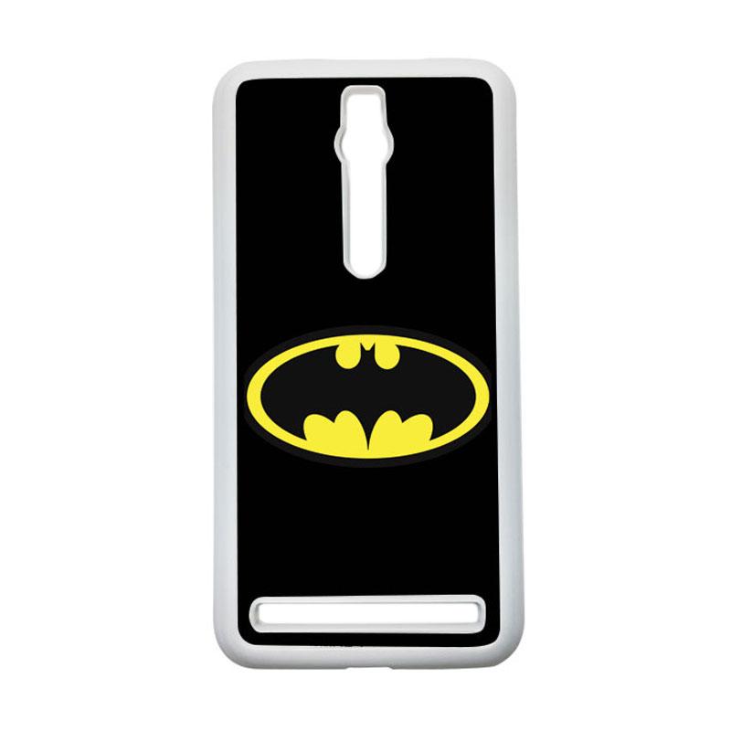 HEAVENCASE Batman 05 Hardcase Casing for Asus Zenfone 2 ZE551ML or ZE550ML - Putih