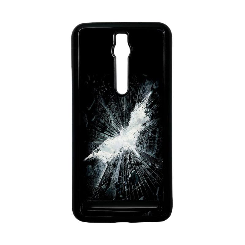 Heavencase Batman 07 Hardcase Casing for Asus Zenfone 2 ZE551ML or ZE550ML - Hitam