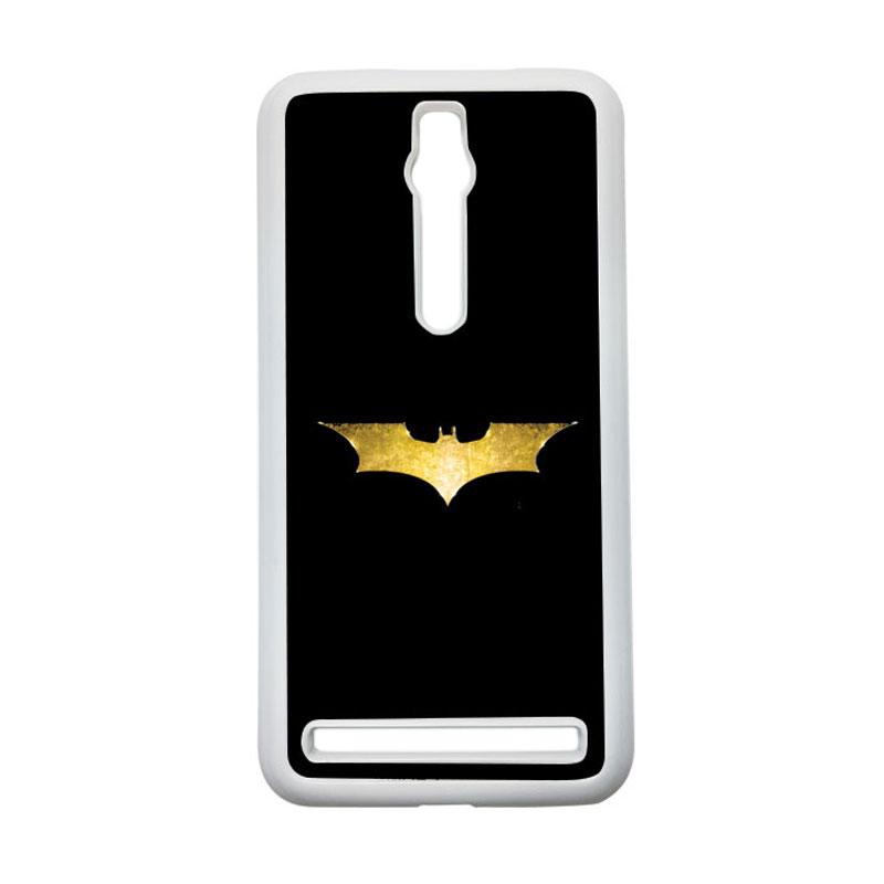 HEAVENCASE Batman 08 Hardcase Casing for Asus Zenfone 2 ZE551ML or ZE550ML - Putih