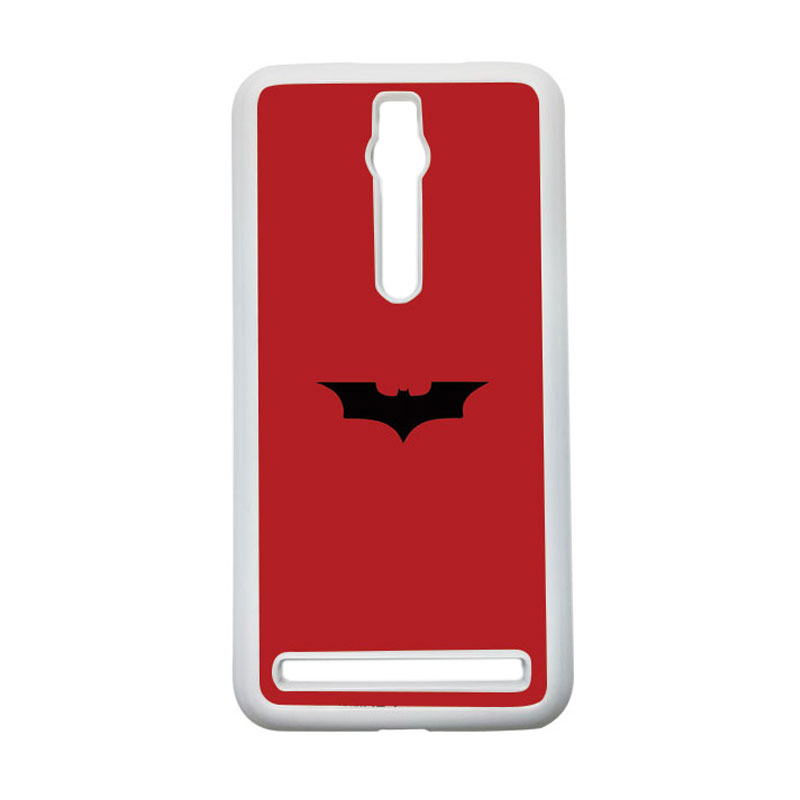 HEAVENCASE Batman 09 Hardcase Casing for Asus Zenfone 2 ZE551ML or ZE550ML - Putih