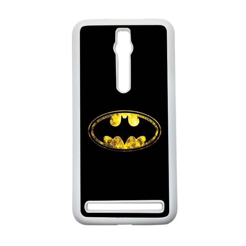 HEAVENCASE Batman 10 Hardcase Casing for Asus Zenfone 2 ZE551ML or ZE550ML - Putih