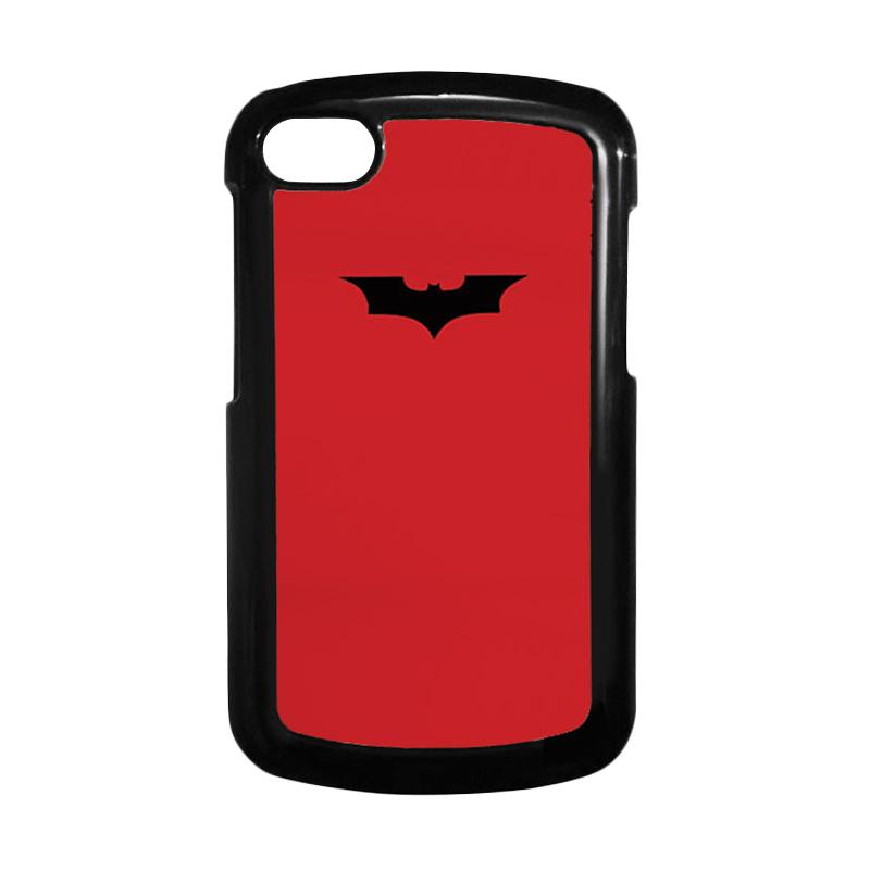 HEAVENCASE Batman 09 Hitam Hardcase Casing for Blackberry Q10