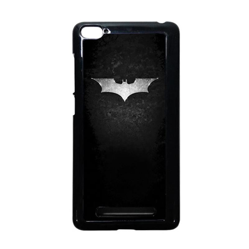 HEAVENCASE Batman 01 Hitam Hardcase Casing for Xiaomi Mi4i or Xiaomi Mi4c