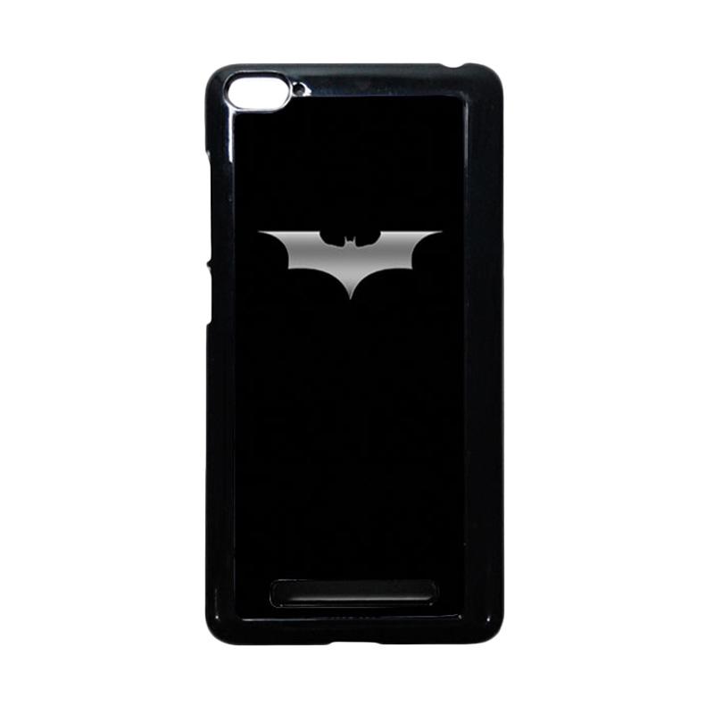 HEAVENCASE Batman 03 Hitam Hardcase Casing or Xiaomi Mi4i or Xiaomi Mi4c