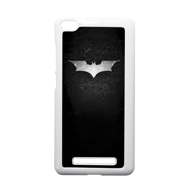 HEAVENCASE Batman 01 Putih Hardcase Casing for Xiaomi Mi4i or Xiaomi Mi4c