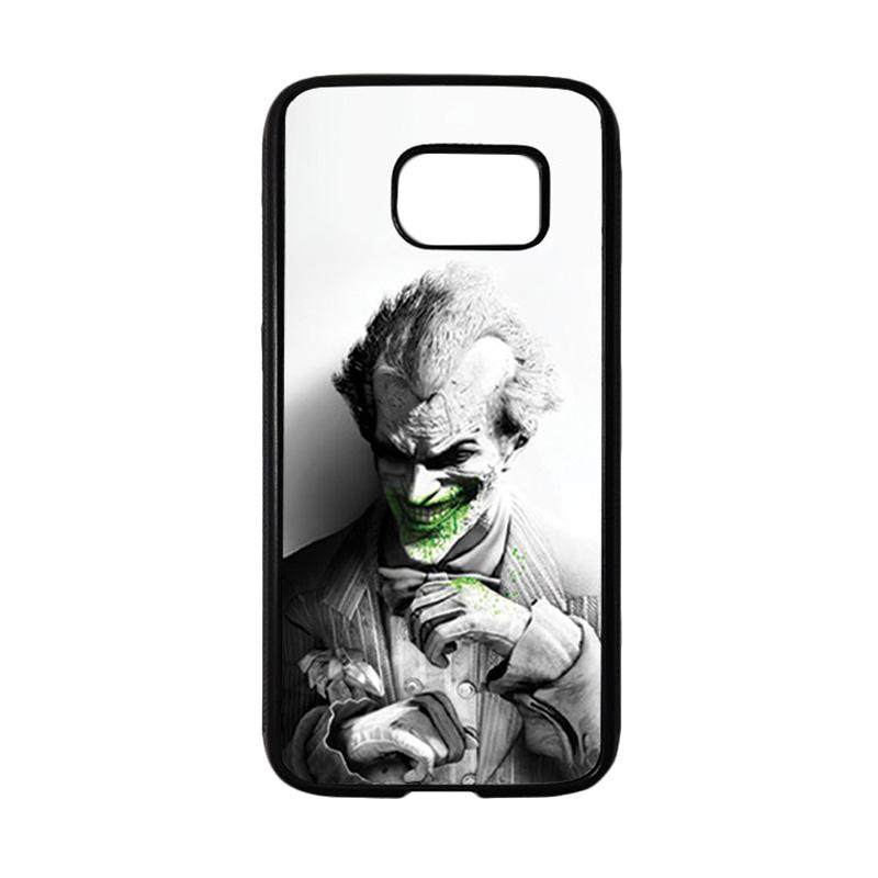 HEAVENCASE Joker 01 Casing for Samsung Galaxy S7 - Hitam