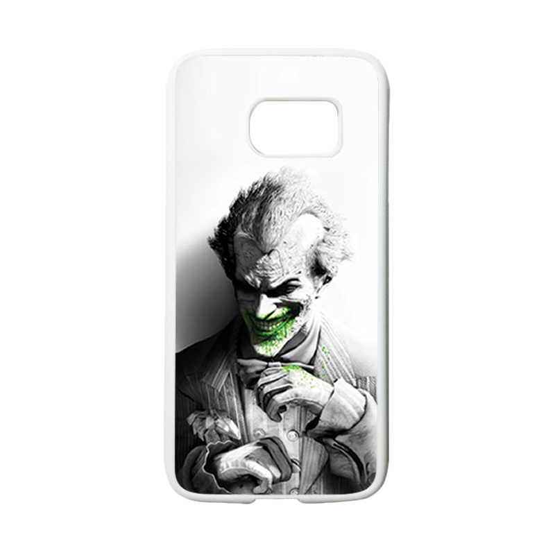 HEAVENCASE Joker 01 Casing for Samsung Galaxy S7 - Putih