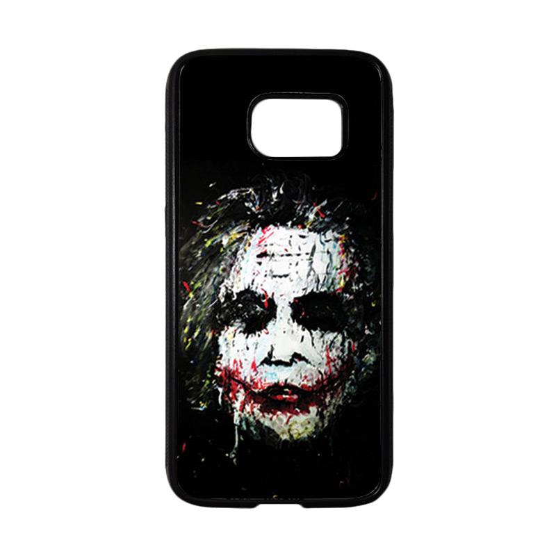 HEAVENCASE Joker 02 Casing for Samsung Galaxy S7 - Hitam