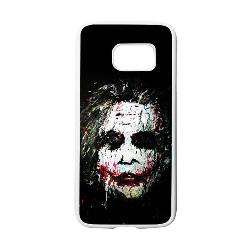 HEAVENCASE Joker 02 Casing for Samsung Galaxy S7 - Putih