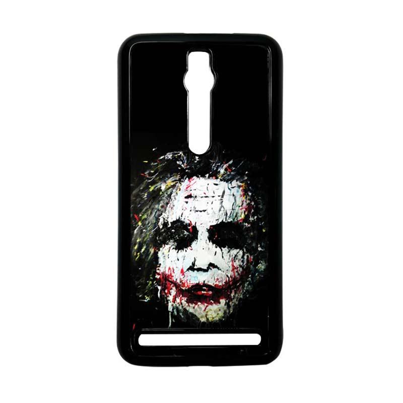 Heavencase Joker 02 Hardcase Casing for Asus Zenfone 2 ZE551ML or ZE550ML - Hitam