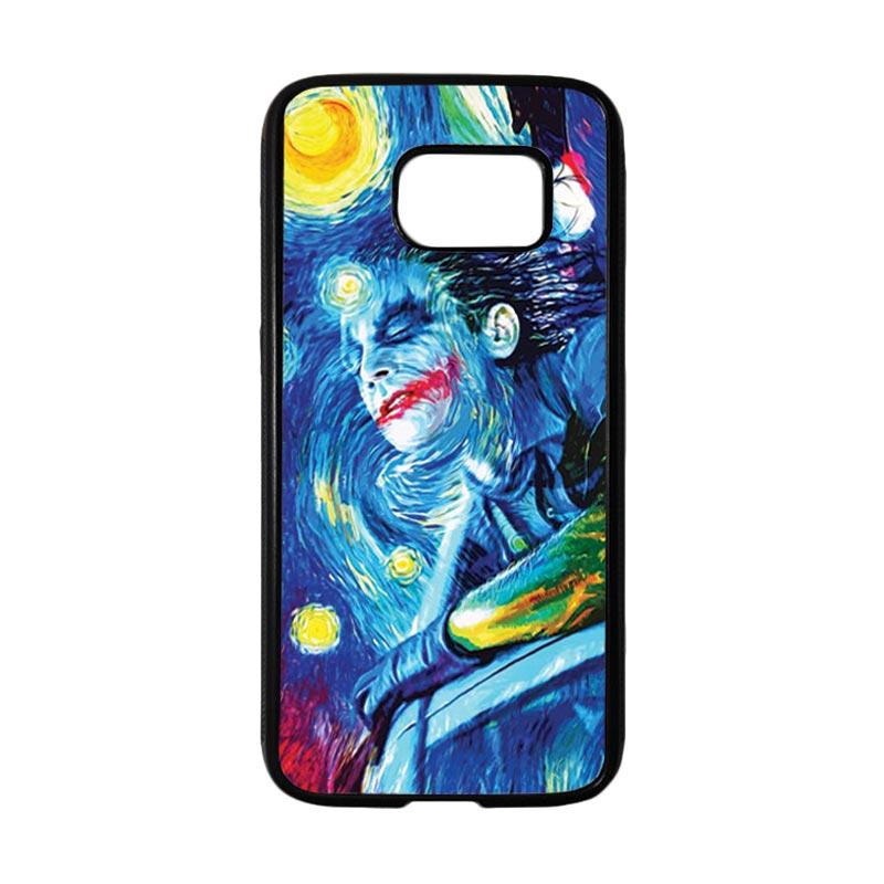 HEAVENCASE Joker 05 Casing for Samsung Galaxy S7 - Hitam