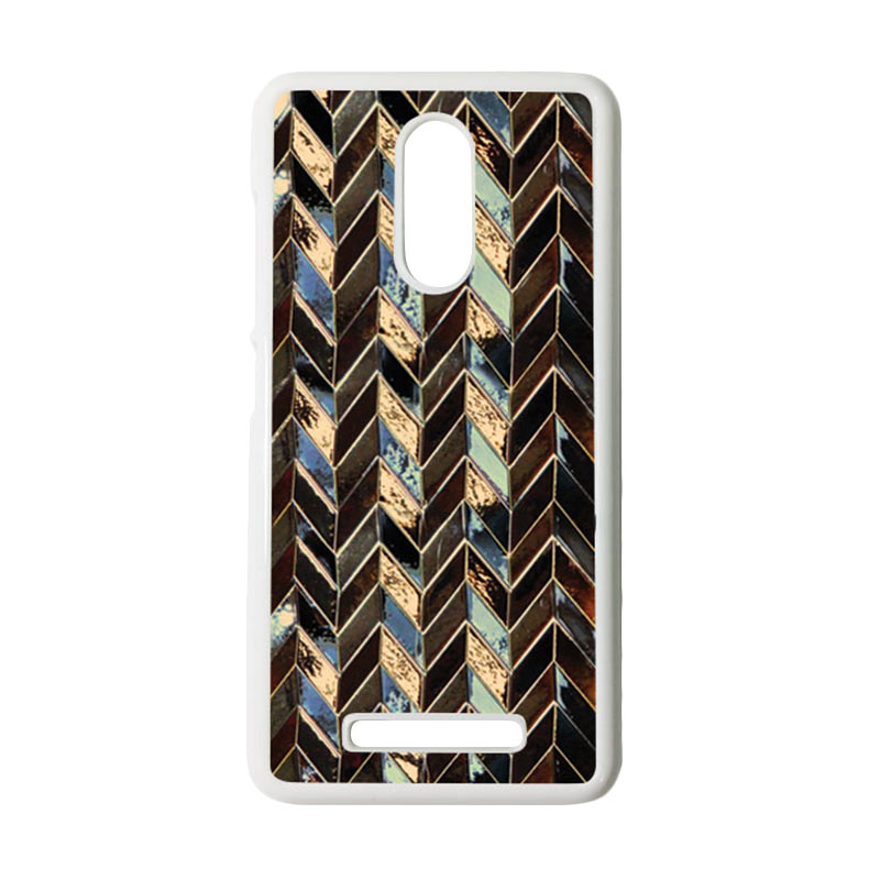 Heavencase Motif Girl Woman 12 Putih Hardcase Casing for Sony Xperia C5 Ultra