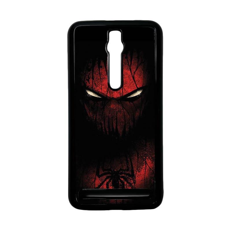 Heavencase Spiderman 02 Hardcase Casing for Asus Zenfone 2 ZE551ML or ZE550ML - Hitam
