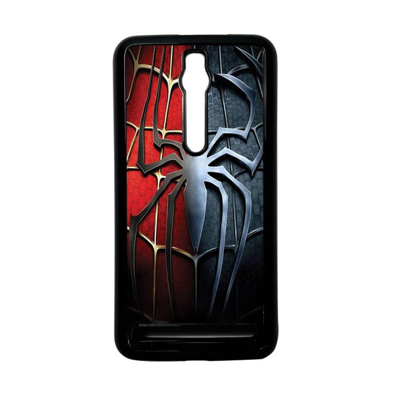 Heavencase Spiderman 05 Hardcase Casing for Asus Zenfone 2 ZE551ML or ZE550ML - Hitam