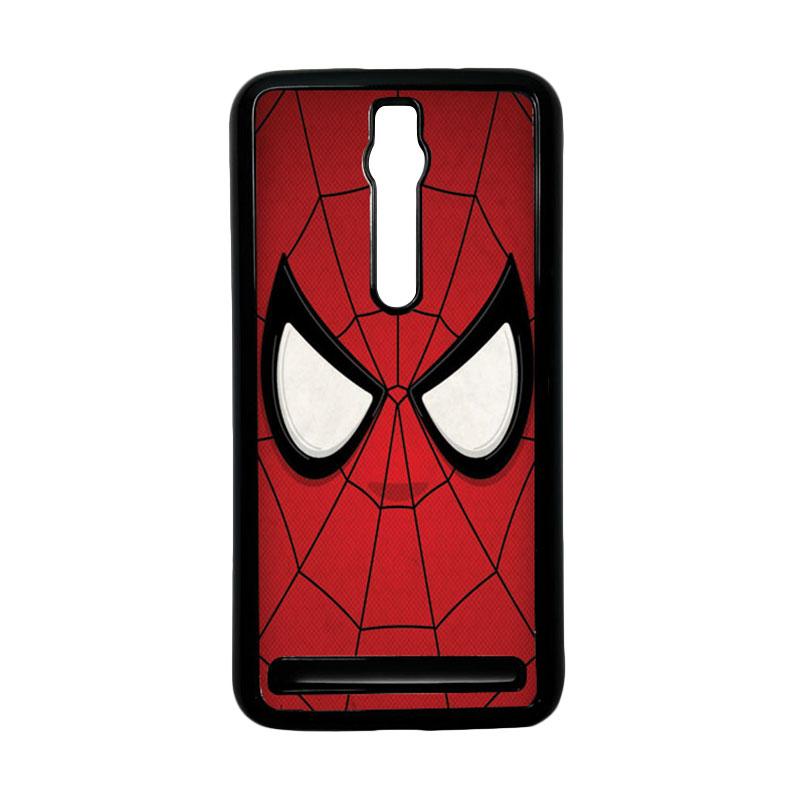 Heavencase Spiderman 07 Hardcase Casing for Asus Zenfone 2 ZE551ML or ZE550ML - Hitam