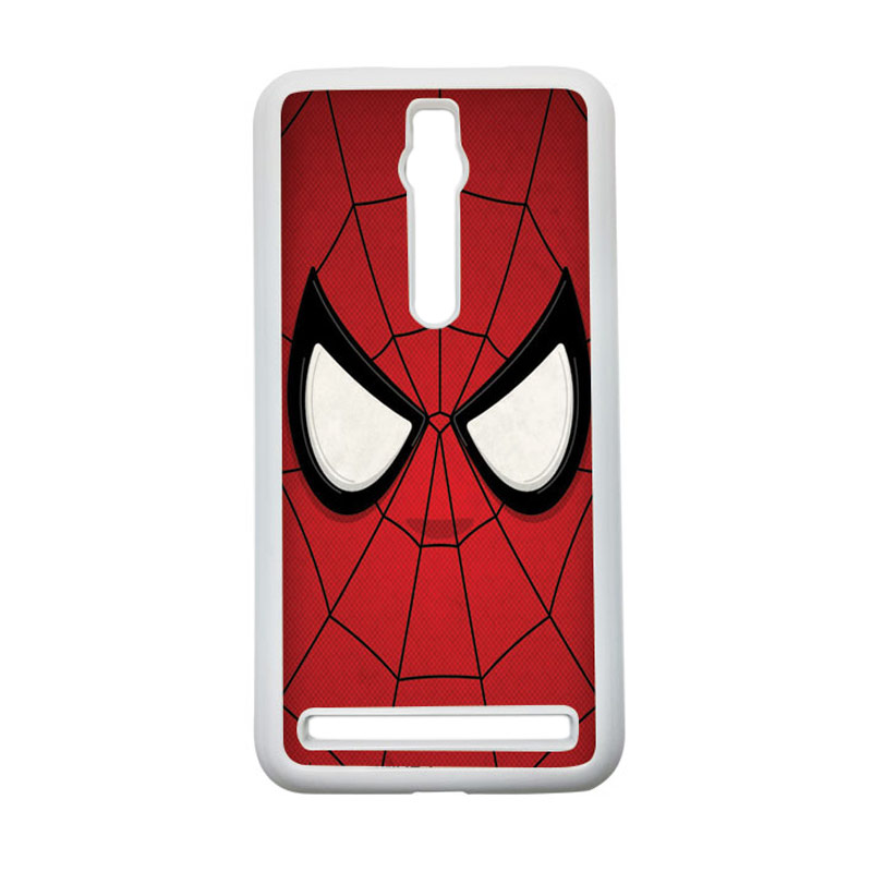 HEAVENCASE Spiderman 07 Hardcase Casing for Asus Zenfone 2 ZE551ML or ZE550ML - Putih