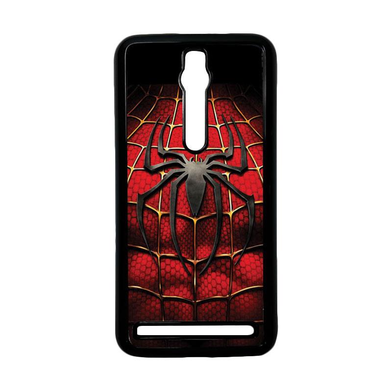 Heavencase Spiderman 08 Hardcase Casing for Asus Zenfone 2 ZE551ML or ZE550ML - Hitam