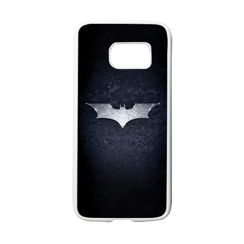 HEAVENCASE Superhero Batman 01 Casing for Samsung Galaxy S7 - Putih
