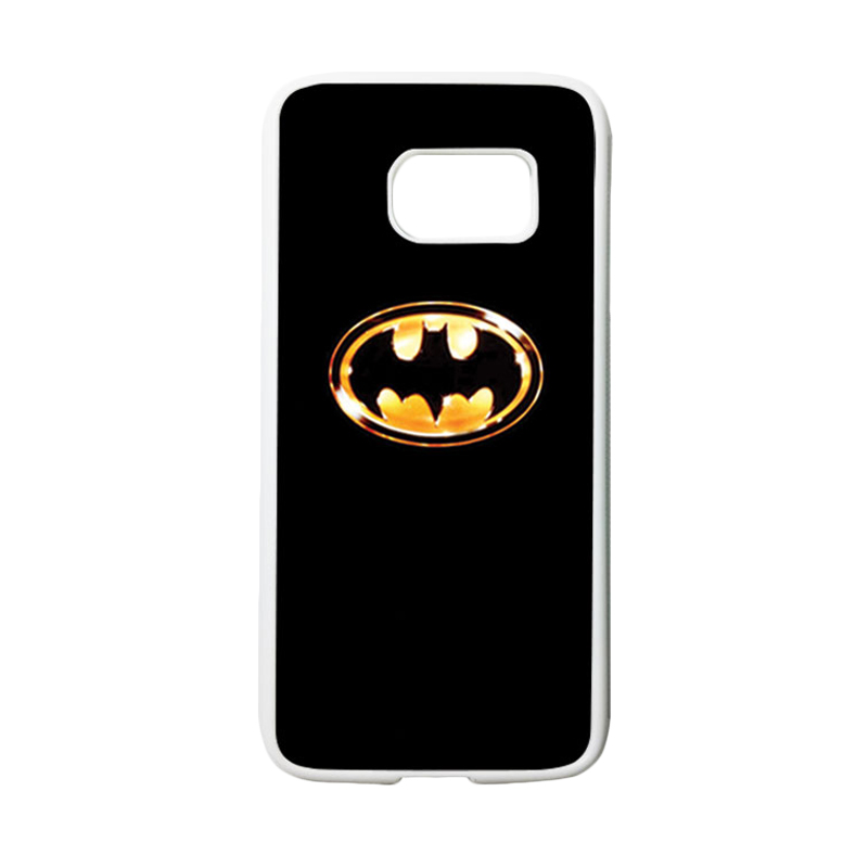 HEAVENCASE Superhero Batman 02 Casing for Samsung Galaxy S7 - Putih