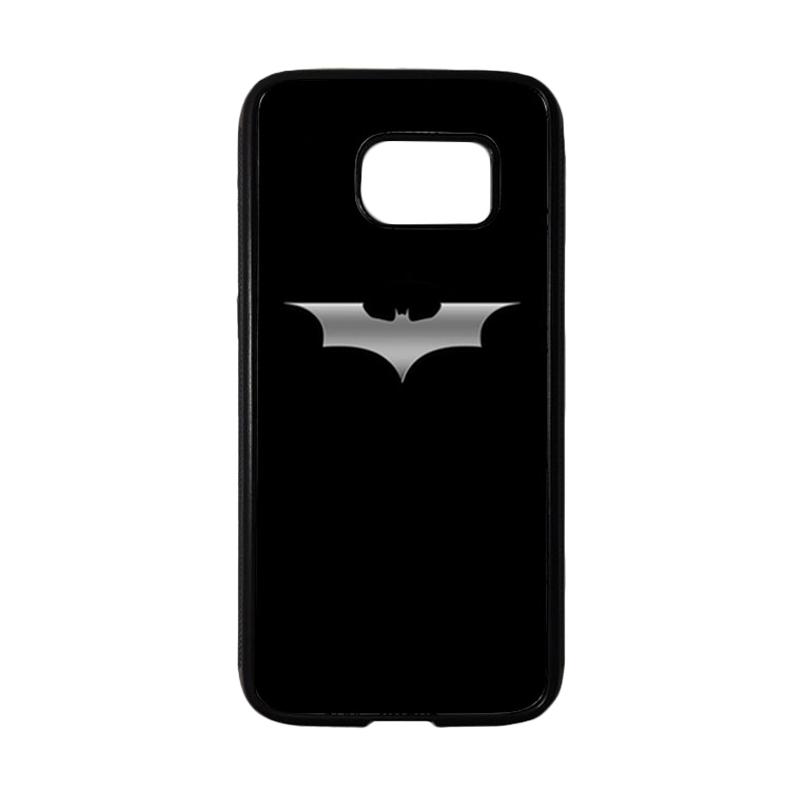 HEAVENCASE Superhero Batman 03 Casing for Samsung Galaxy S7 - Hitam