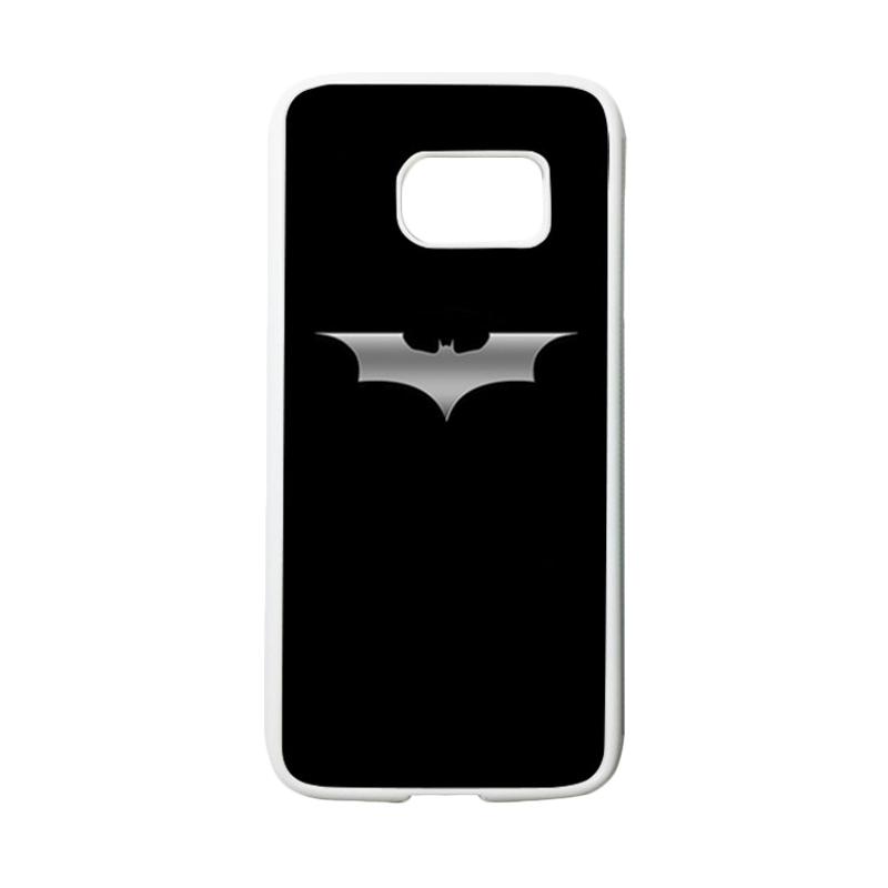 HEAVENCASE Superhero Batman 03 Casing for Samsung Galaxy S7 - Putih