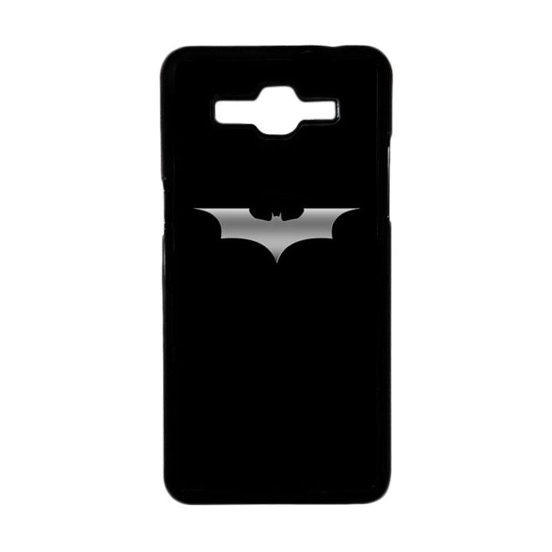 Heavencase Superhero Batman 03 Hardcase Casing for Samsung Galaxy Grand Prime - Hitam