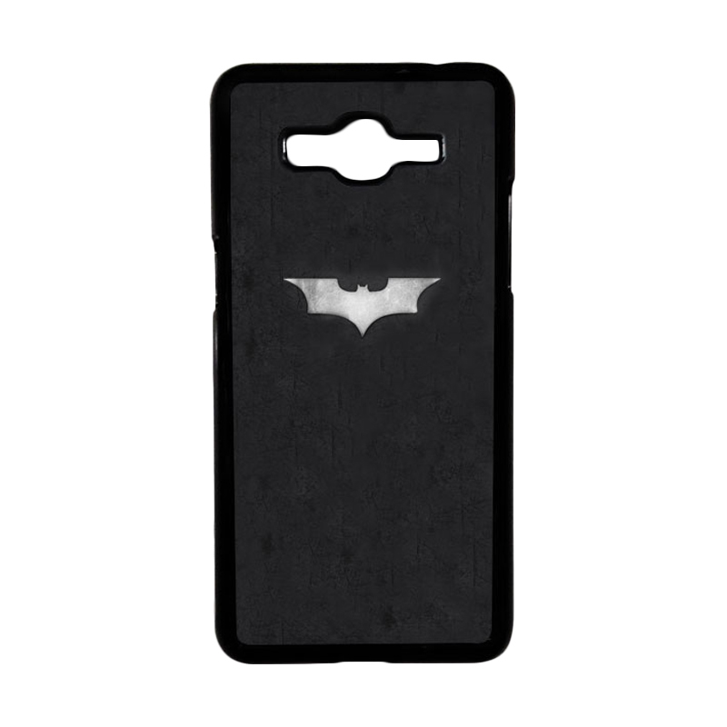 HEAVENCASE Superhero Batman 06 Hardcase Casing for Samsung Galaxy Grand Prime - Hitam