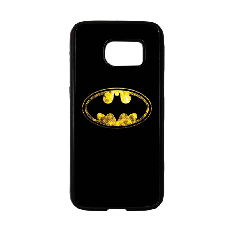 HEAVENCASE Superhero Batman 10 Casing for Samsung Galaxy S7 - Hitam