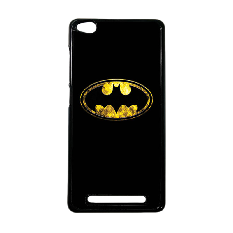 Heavencase Superhero Batman 10 Hardcase Casing for Xiaomi Redmi 3 - Hitam