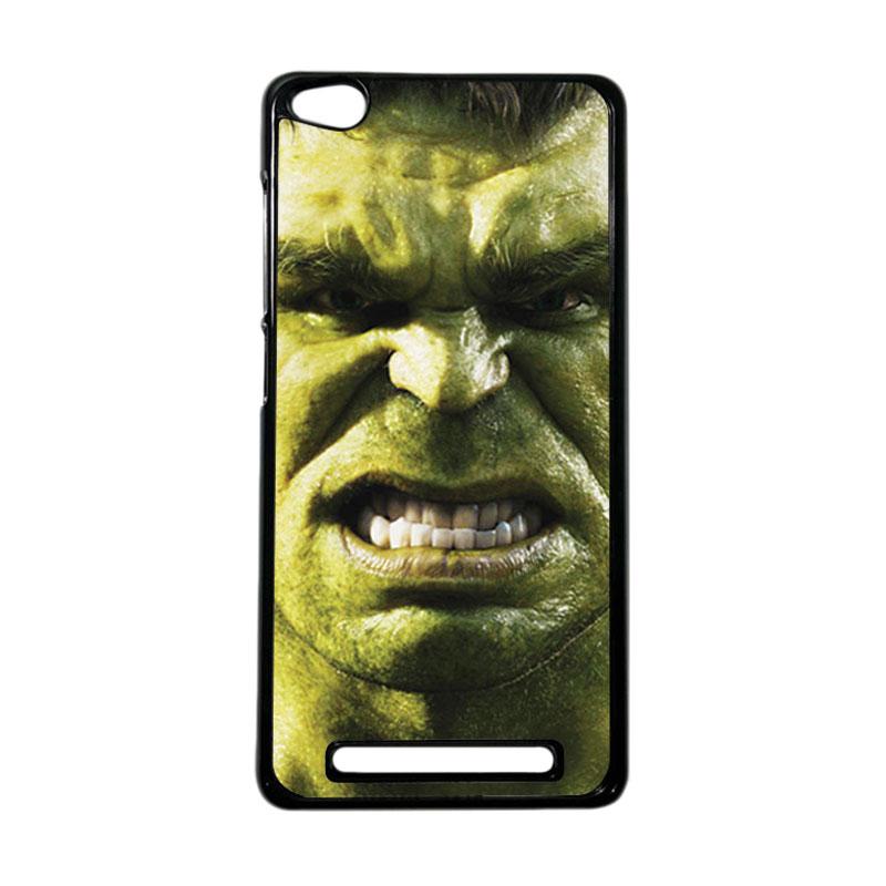 Heavencase Superhero Hulk 02 Hardcase Casing for Xiaomi Redmi 3 - Hitam