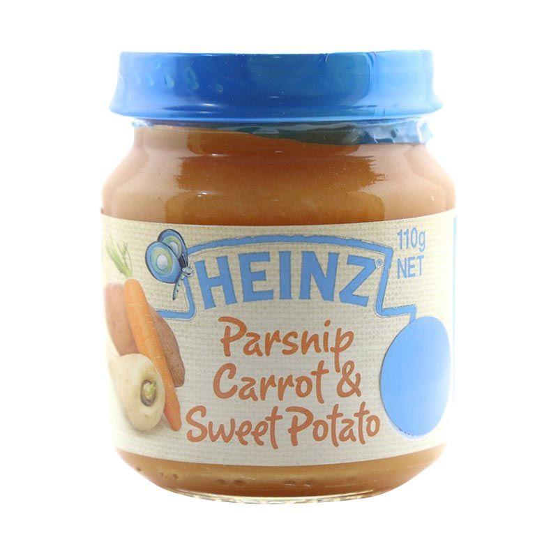 Heinz Parsnip, Carrot & Sweet Potatoes [110gr/ 4m+]