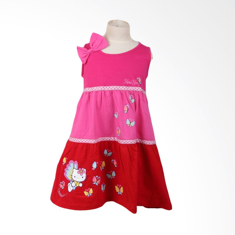 Hello Kitty Dress RainBow
