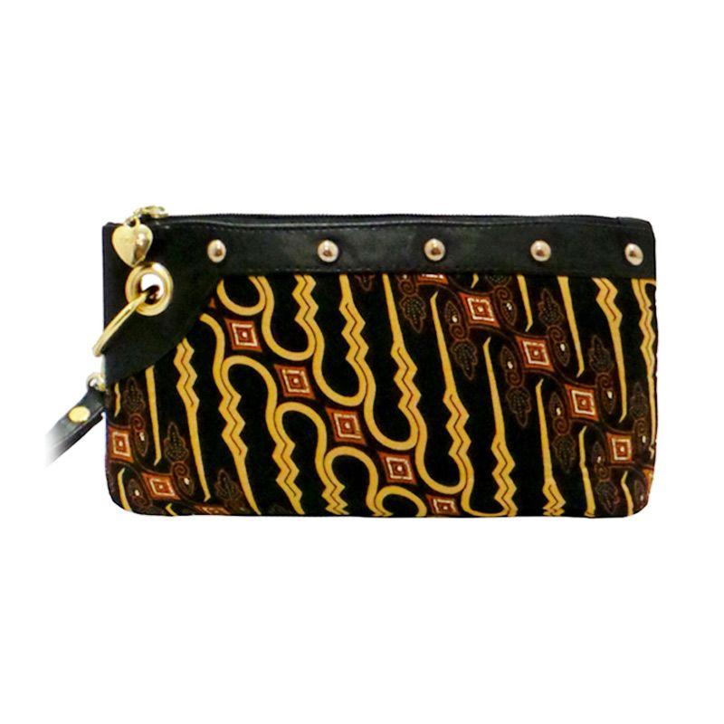 Hers Bags Batik Clutch