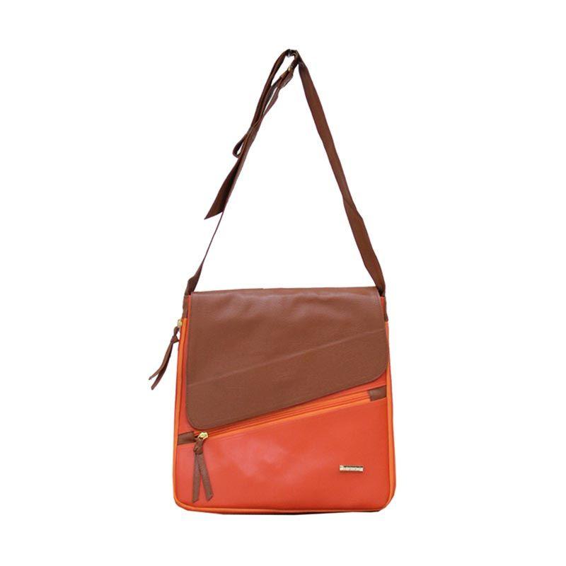 Hers Orange Sling Bag Tas Slempang