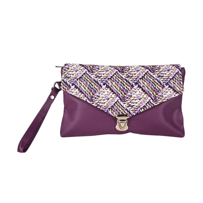 Hers Bags Erina Textured ID030 Clutch