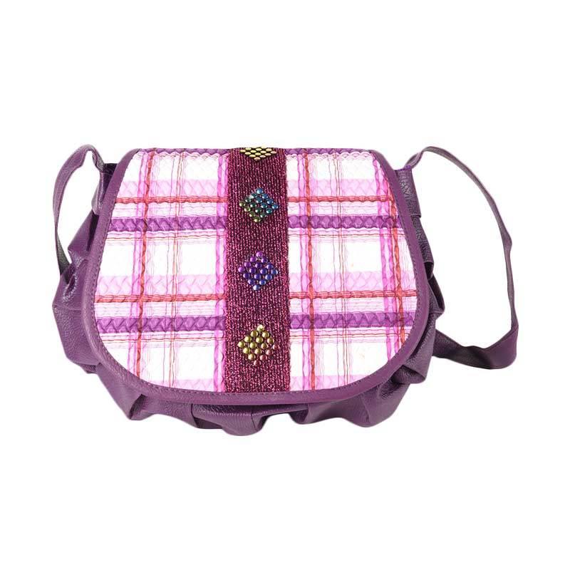 Hers Bags Messenger HER572 Rose Tas Slempang Wanita