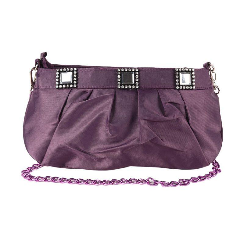 Hers Bags Patricia Tri Square HER634 Clutch Bag