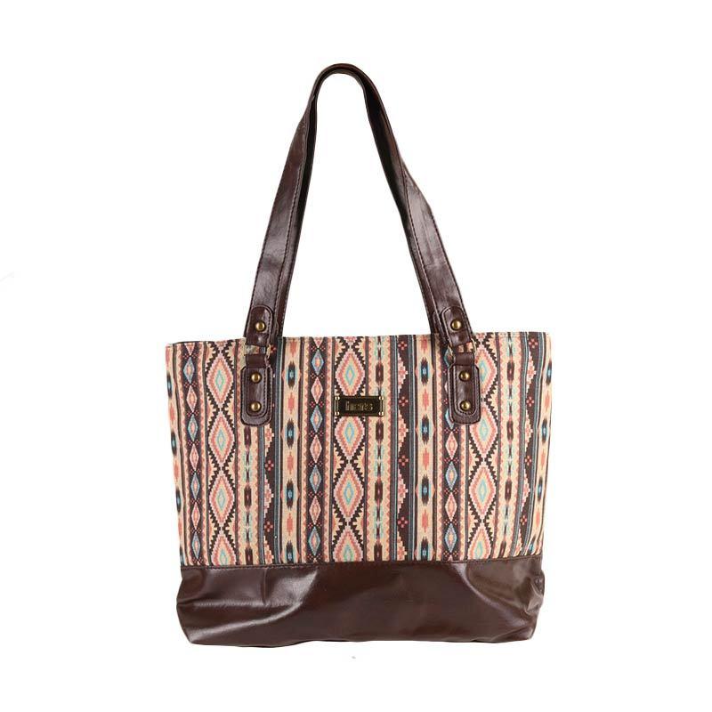 Hers Bags Tribal Motif HER904 Soulder Bag