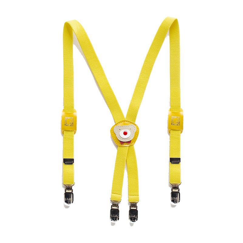 HEYBOY Bear Yellow Suspender Anak