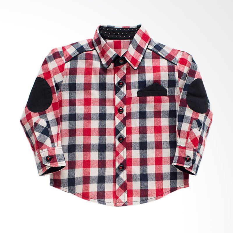 Heyboy Dexter Red Bl... Laki-Laki