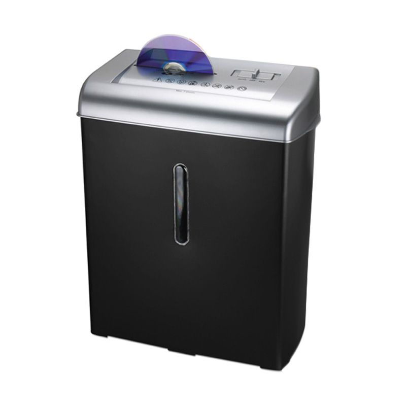 Peach Cross Cut Shredder, 7 sheets, 16L Bin