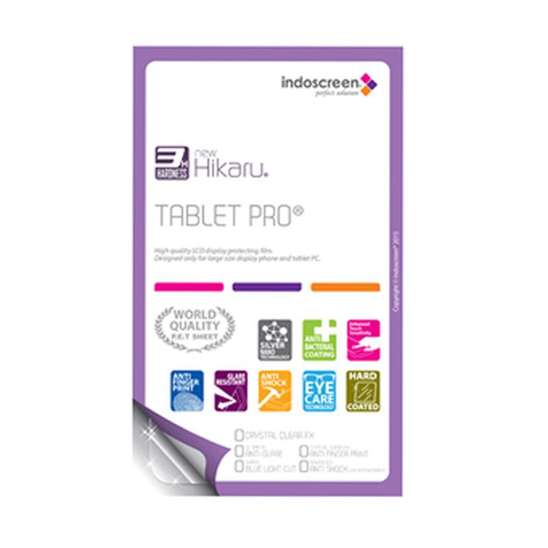 harga Hikaru Anti Finger Print Lenovo Tab Yoga Tab 8.0 - Clear Blibli.com