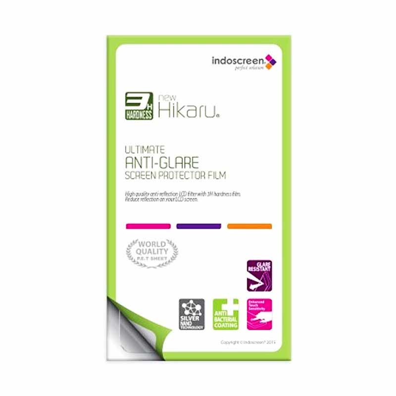 Hikaru Anti Glare Screen Protector for LG Optimus L1 II E410 - Clear