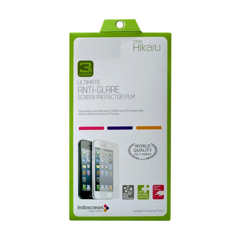 Hikaru Anti Gores Clear Screen Protector for LG Optimus L1 II E410