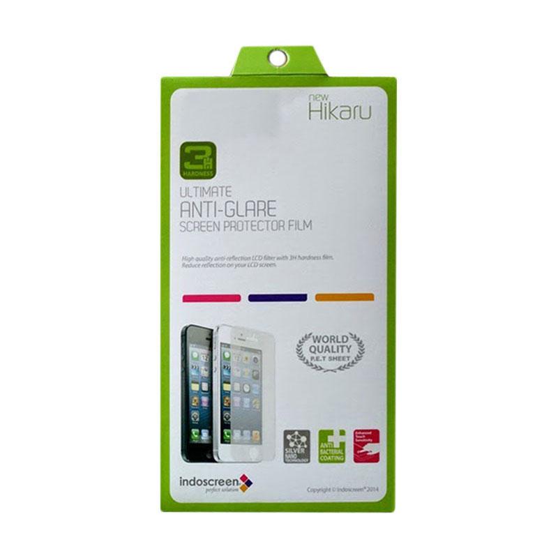 Hikaru Anti Gores for Nokia 206 Dual Sim - Clear