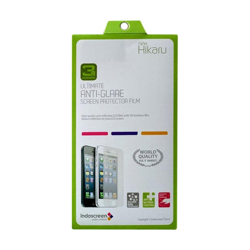 Hikaru Anti Gores for Nokia Lumia 520 - Clear